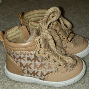 Michael Kors High Top Shoes